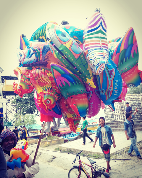 Our Global Love- Pokhara Balloons