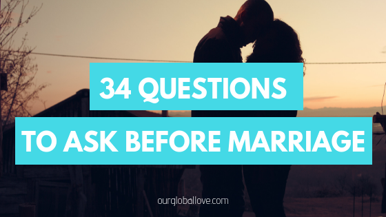 Ready to Tie the Knot? Here are 34 Questions to Discuss Before Marriage