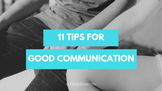11 Tips for Good Communication in a Relationship